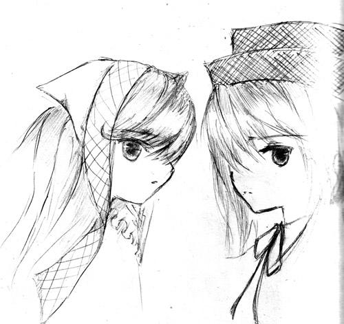蒼&翠HP
