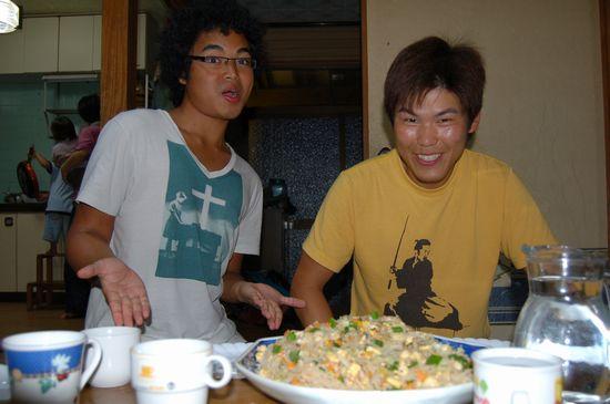 今夜はタイ料理