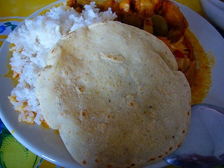 maya comida 2