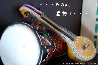 インド土産のミニ楽器