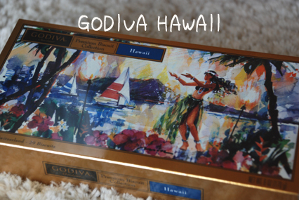 GODIVA HAWAII