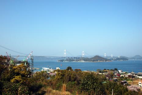 来島海峡大橋.