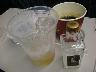 ウィスキーとコーヒー