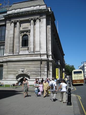 ロンドン科学博物館