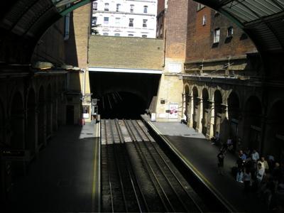 地下鉄パディントン駅