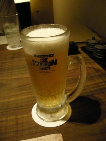 わだ家 ビール