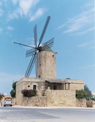 タ・コーラの風車博物館
