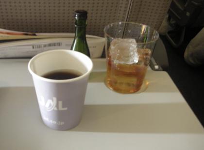 コーヒー&ブランデ