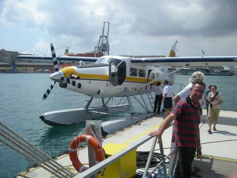 DHC-3 シングルオッター水上機