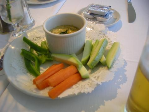 野菜のディップ