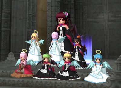 集う花嫁たち