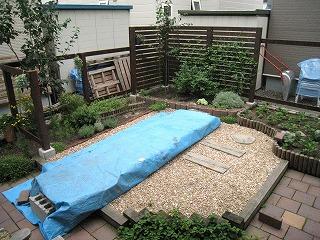 0728お庭改造