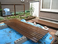 0801お庭改造
