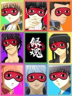 みんなアイマスク
