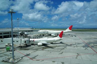 JAL沖縄