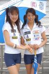 【エブロ】星川えり(左)