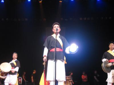 サムルノリ30周年記念公演@7.3