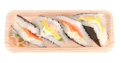 「寿司サンド」シリーズ
