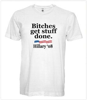 ヒラリーTシャツ-2