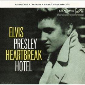 Elvis Presley(Heartbreak Hotel)