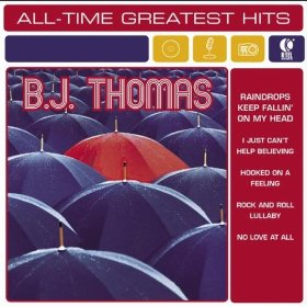B.J. Thomas (Raindrops Keep Fallin' On My Head)
