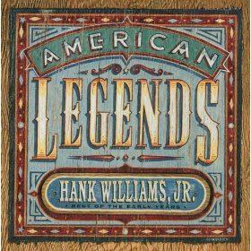Hank Williams, Jr.(Rainy Night in Georgia)