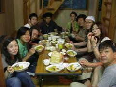 ◆ココナツカレー・記念写真