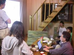 ◆研修風景・北澤データうち