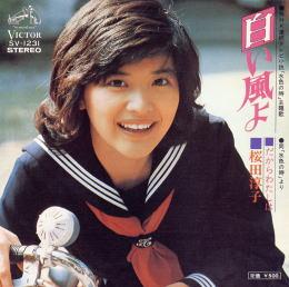 魅力の鍵 桜田淳子