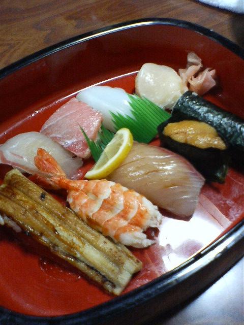 喜久寿司の菊寿司
