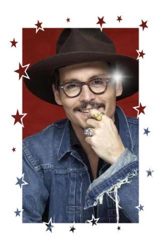 ダサ眼鏡ジョニー
