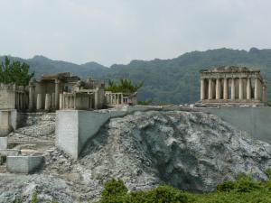 ギリシャのアクロポリス