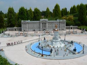 イギリスのバッキンガム宮殿