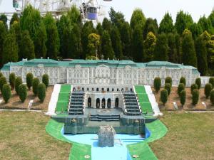 ロシアのピョートル噴水宮殿