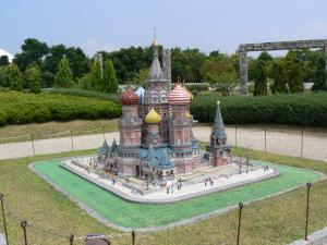 ロシアの聖バシリー寺院