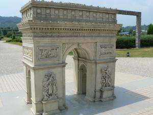 フランスのエトワール凱旋門