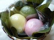 釜人鉢の木 薬玉