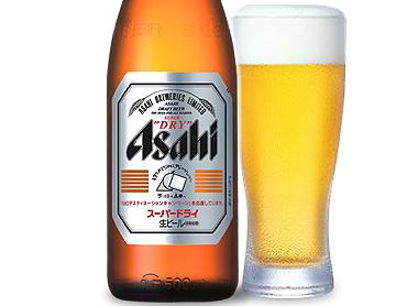 アサヒビール 独自なラベル 県内限定発売