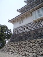 島原城の石垣