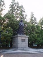 平和公園の像