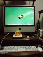 iMac正面