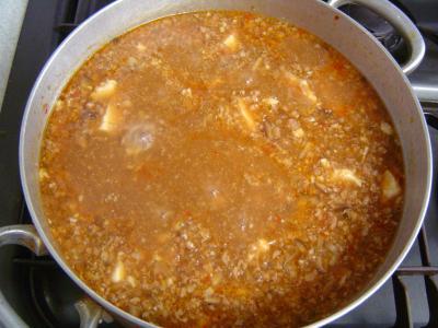 マーボー豆腐0622