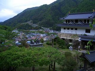 和田城全景