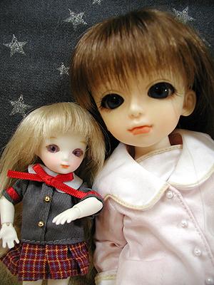 瞳壺と茉夏