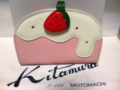 ショートケーキ財布