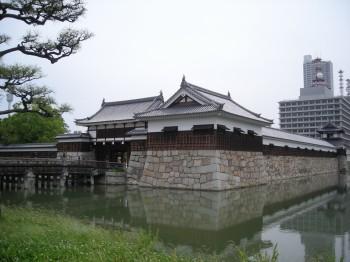 広島城・二の丸