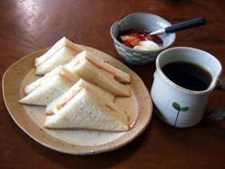 ブログサンドイッチ