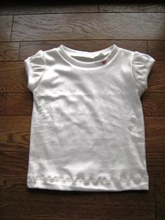 yuyuちゃんTシャツ1