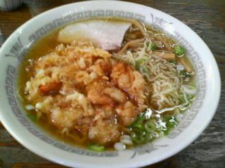 天中華蕎麦
