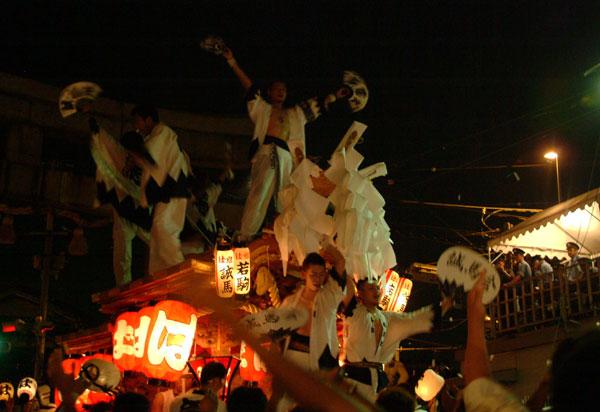 平野郷夏祭りは